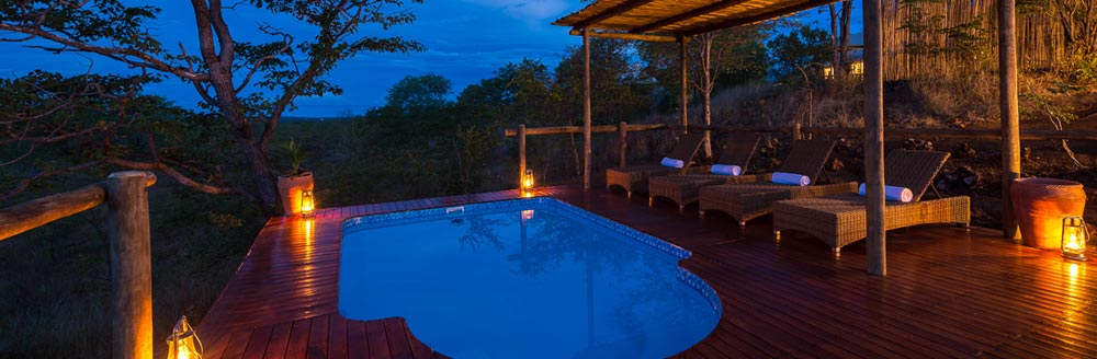 Unforgettable Zimbabwe Safari - Exclusive Adventures - Elephant Camp - sunset