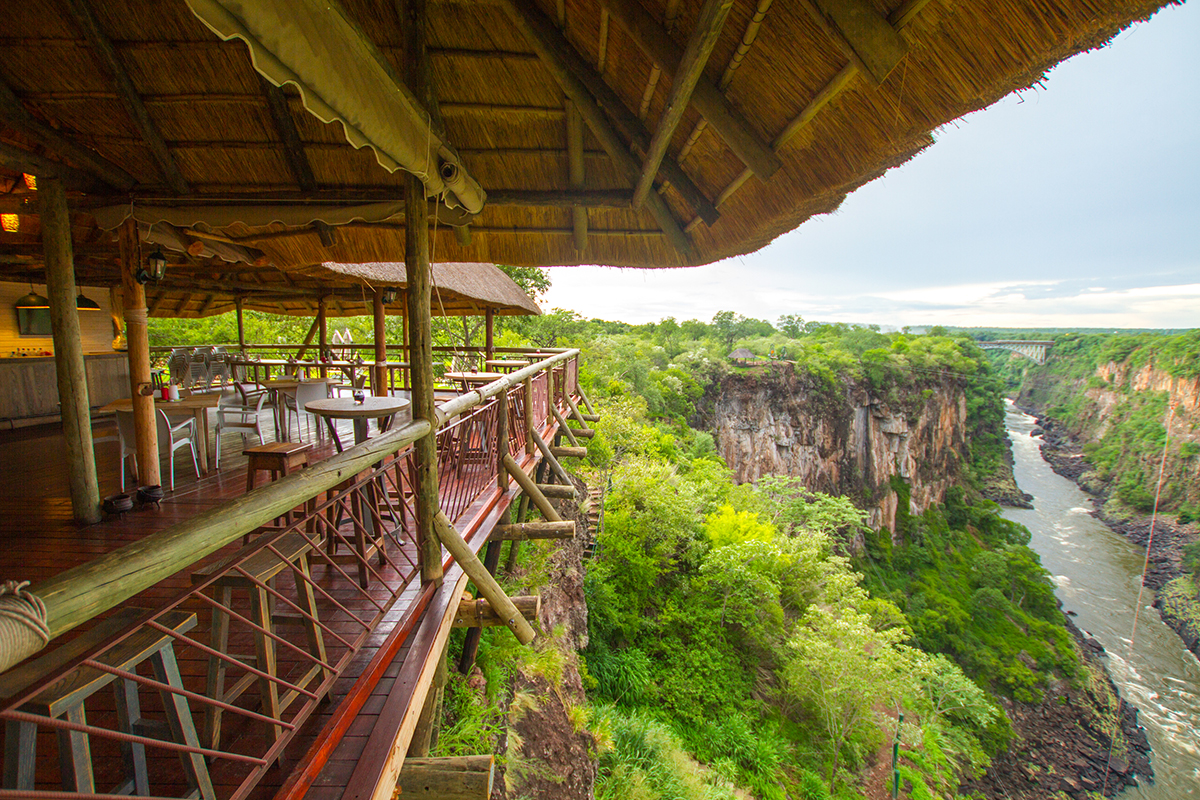 Unforgettable Zimbabwe Safari - Exclusive Adventures - Lookout Cafe - Sara Kerr 1