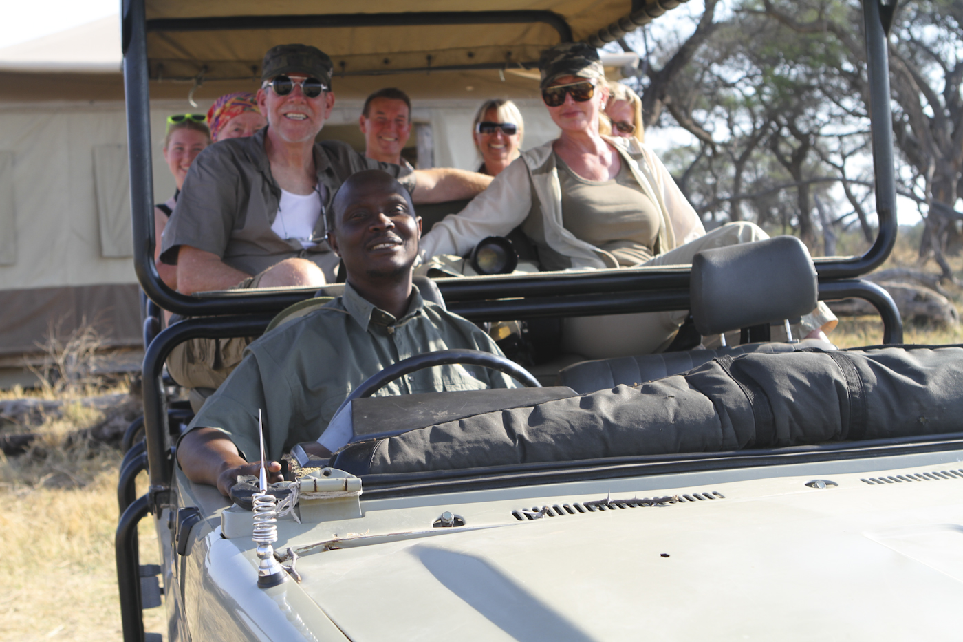Unforgettable Zimbabwe Safari - Exclusive Adventures - Safari Drive
